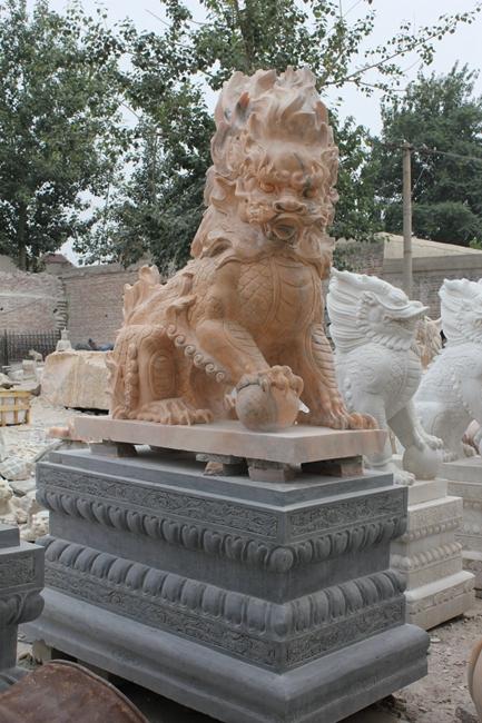 石雕麒麟 (13)
