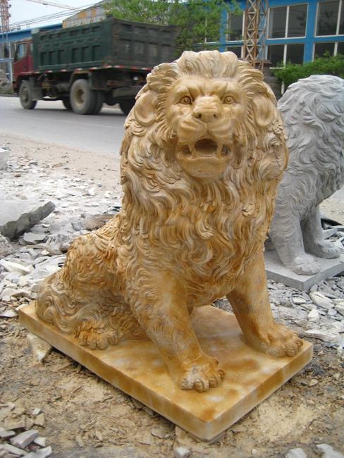 欧式狮子 (1)