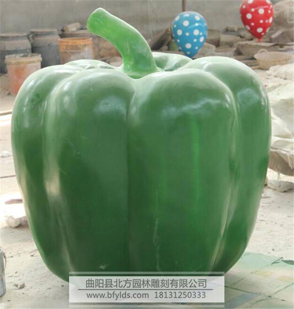 玻璃钢瓜果蔬菜雕塑